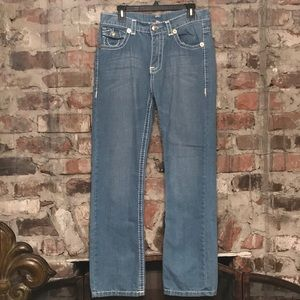 EUC Men's True Religion Joey Super T Jeans